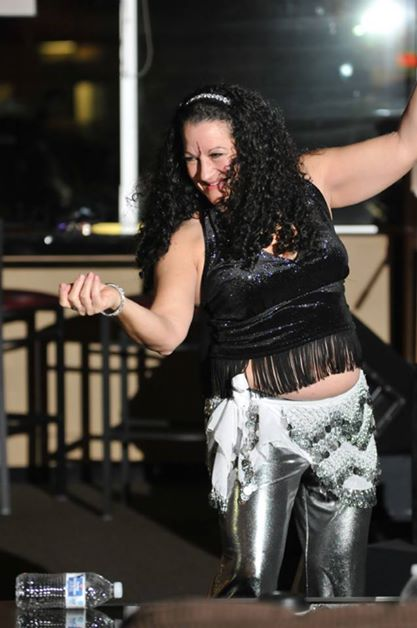 Mahalabeya Gamal has performed at Christmas JOY Telethon 2012 and 2013. Photo by Amanda Wilson Portraiture